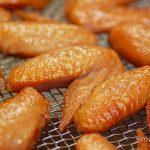 鶏いぶし手羽の美味しい召し上がり方を研究
