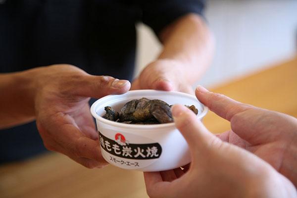鶏炭火焼はスモーク・エース宮崎空港店