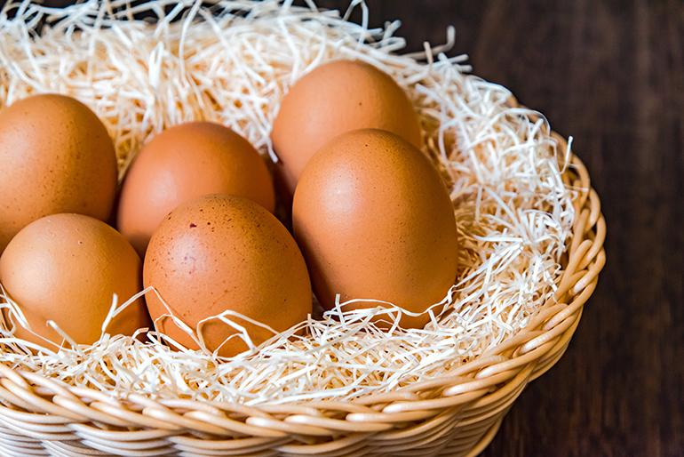 卵のカロリー