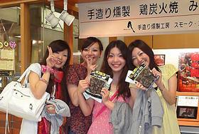 宮崎空港店にて