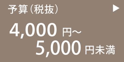 4,000円以上〜5,000円未満のお中元