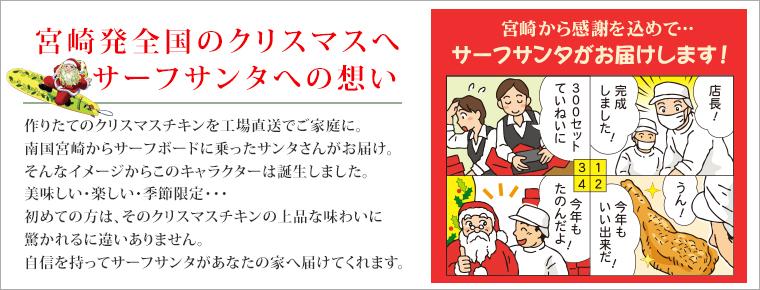 宮崎発全国のクリスマスへ