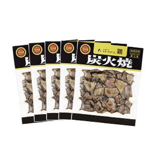 【まとめ買い】鶏炭火焼5枚セット