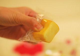 cubeスモークチーズは女子会にも人気
