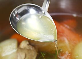 宮崎野菜を使用したブイヨン