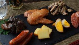 鶏炭火焼の調理例をご紹介します