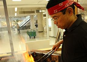 宮崎空港1番人気商品をアレンジ