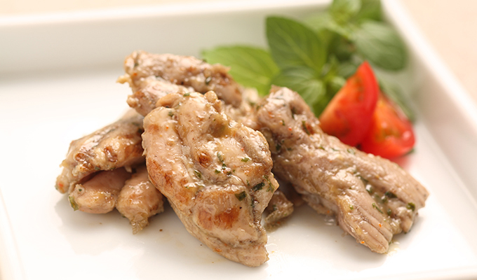 鶏せせり香草焼の美味しい食べ方