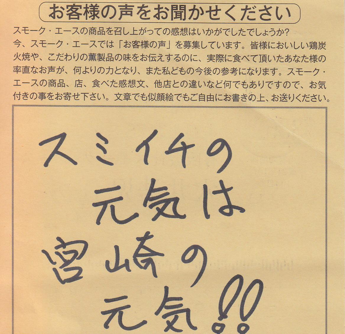 鶏炭火焼|宮崎の元気!!【No.119】