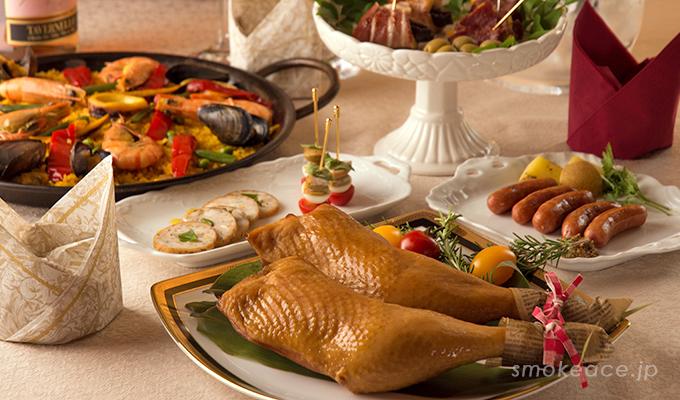 クリスマスを楽しむお取り寄せ料理