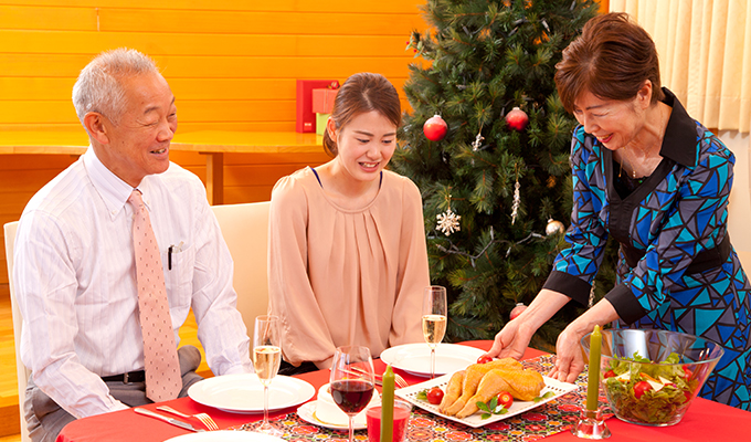冬季限定クリスマスチキンがオススメな理由