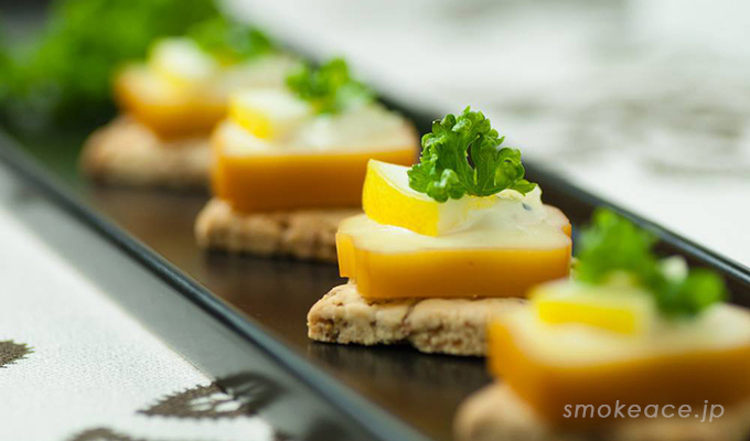 クリスマスをもっとオシャレにおつまみチーズ