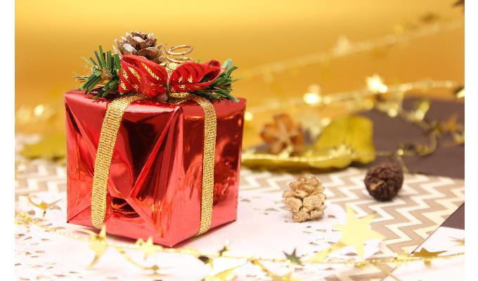 義両親へ贈るクリスマスのプレゼント