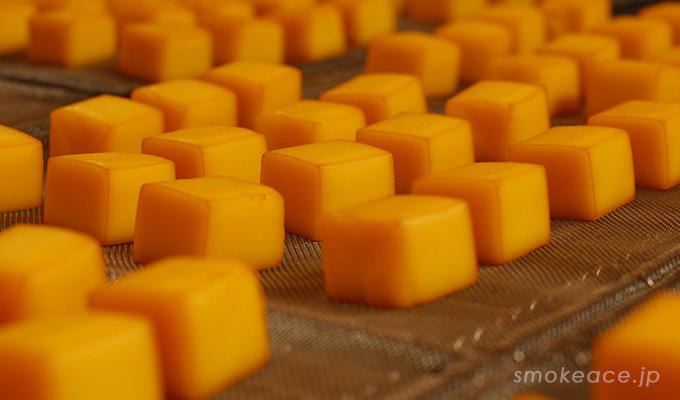 お歳暮に大人気のCUBEチーズ