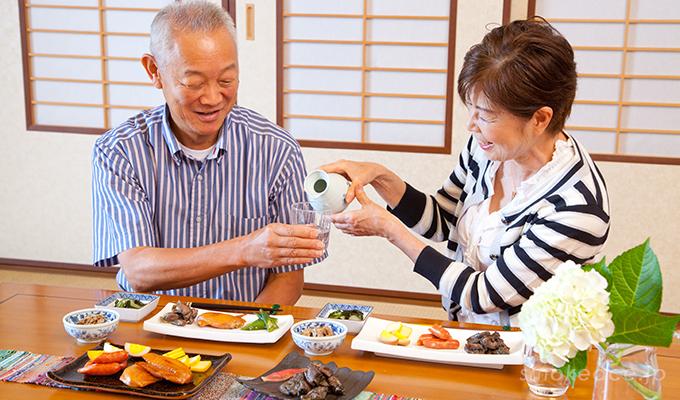 日本酒に合うヘルシーなおつまみ
