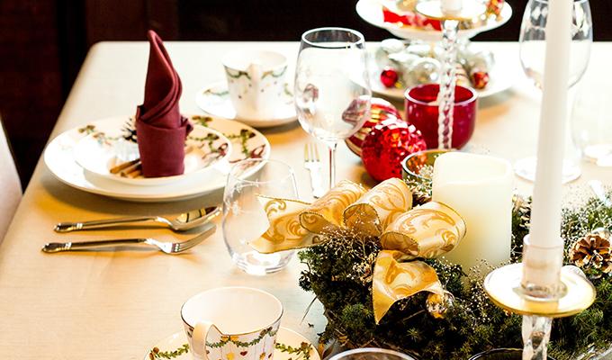 クリスマスのお取り寄せディナー