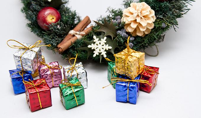クリスマスパーティーにおすすめなプレゼントとは