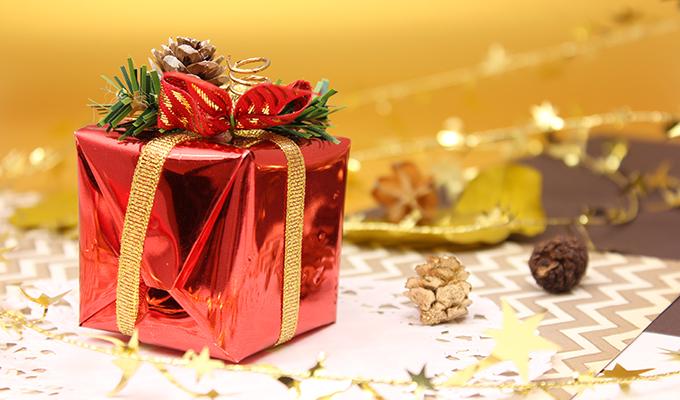 2000円のクリスマスプレゼント