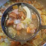 鶏いぶし手羽|とても美味しいスープができました【No.85】
