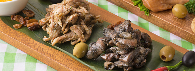 鶏炭火焼の調理の手間
