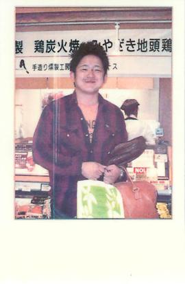 鶏炭火焼|正美堂時計店の店長さんご来店【No.354】