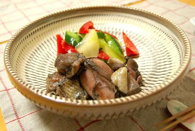 鶏炭火焼レシピ。使用例を紹介