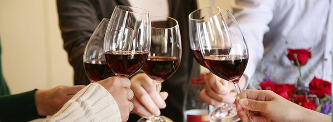 美味しくてワインが進む