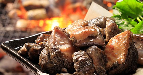 鶏炭火焼の保存方法